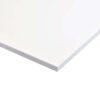 Opskummet plastplade 244 x 122 cm. Opskummet plastplade 305 x 122 cm. Opskummet plastplade 305 x 156 cm. Opskummet plastplade 305 x 205 cm