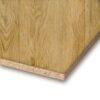 Melaminbelagt spånplade - Golden Oak