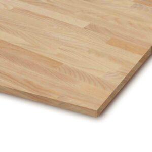 Bøg bordplade - fingersamlet og olieret