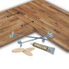 Samlebeslag til bordplader / prefix vinkelbeslag