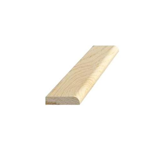 Forkantliste bøg 5 x 21 mm